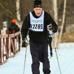 Skiing 90 km - Erik Bergström (17285)