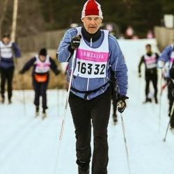 Skiing 90 km - Andreas Endredi (16332)