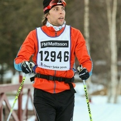 Skiing 90 km - Anders Söderberg (12946)