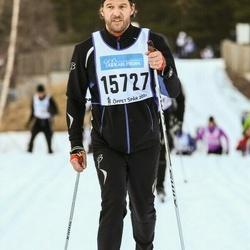 Skiing 90 km - Henrik Lagerström (15727)