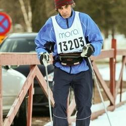 Skiing 90 km - Eduardo Marichal (13203)
