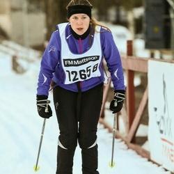 Skiing 90 km - Jenny Malmqvist (12658)