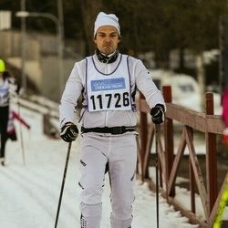 Skiing 90 km - Daniel Larsson (11726)