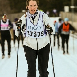 Skiing 90 km - Carin Bäckström (17379)
