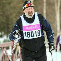 Skiing 90 km - Niclas Dahllöf (18018)