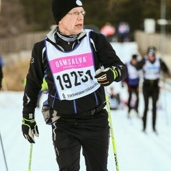 Skiing 90 km - Anders Foyer (19251)