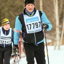Skiing 90 km - Mikael Bäckström (17797)
