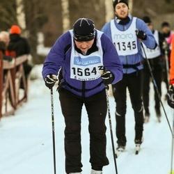 Skiing 90 km - Roger Larsson (15643)