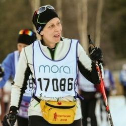 Skiing 90 km - Pernilla Nordh (17086)