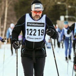 Skiing 90 km - Åke Wisén (12219)