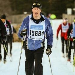 Skiing 90 km - Anders Stegelius (15684)