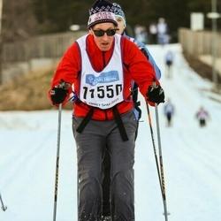 Skiing 90 km - Jay Wiener (11550)
