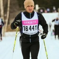 Skiing 90 km - Adam Ekblad (16441)