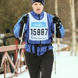 Skiing 90 km - Adam Ericsson (15887)