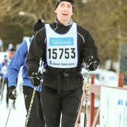 Skiing 90 km - Anders Envall (15753)