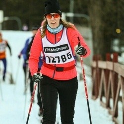 Skiing 90 km - Caroline Johansson (12785)