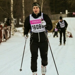 Skiing 90 km - Henrik Nilsson (16086)