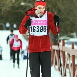 Skiing 90 km - Alexander Rappe (16386)