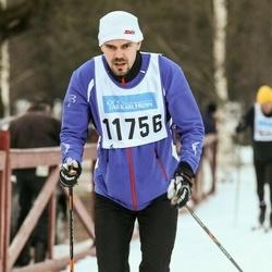 Skiing 90 km - Henrik Nordström (11756)