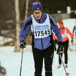 Skiing 90 km - Björn Hagman (17545)