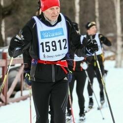 Skiing 90 km - Lars Bertil Carlsson (15912)