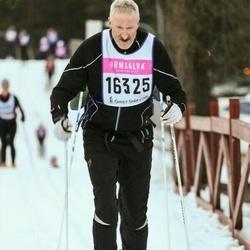 Skiing 90 km - Lars H Jensen Ehrensvärd (16325)