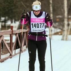 Skiing 90 km - Malin Torstensson (14077)