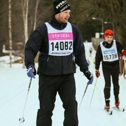 Skiing 90 km - Dick Näslund (14082)