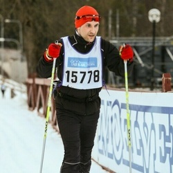Skiing 90 km - Pontus Loswick (15778)
