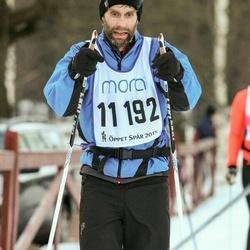 Skiing 90 km - Mikael Robertsson (11192)