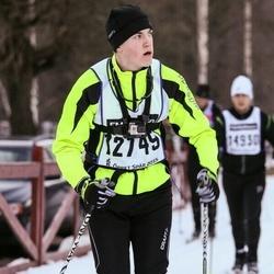 Skiing 90 km - Albin Alfredsson (12749)