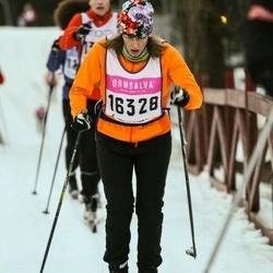 Skiing 90 km - Linnea Ramgren (16328)