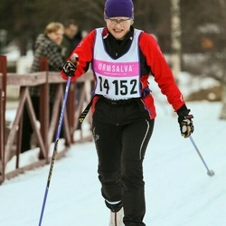 Skiing 90 km - Eva Molén (14152)