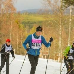 Skiing 90 km - Fredrik Giliusson (18131)