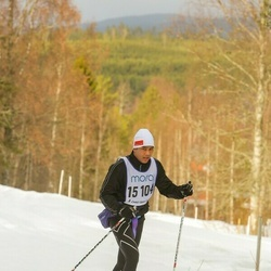 Skiing 90 km - Eak Ståhl (15104)