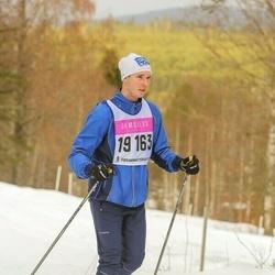 Skiing 90 km - Carl Ahlstrand (19163)