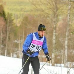 Skiing 90 km - Amin Poureh (19153)