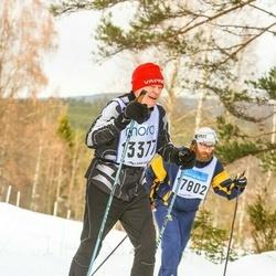 Skiing 90 km - Arne Pettersson (13377)