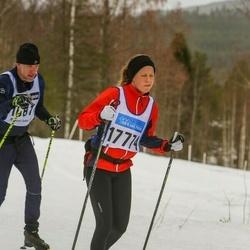 Skiing 90 km - Elin Gunnarsson (17774)