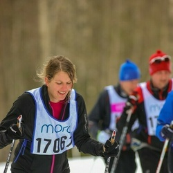Skiing 90 km - Christian Sandholm (17061)