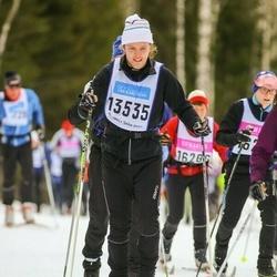 Skiing 90 km - Fredrik Olsson (13535)