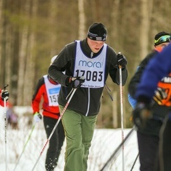 Skiing 90 km - Henrik Negendanck (17083)