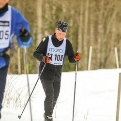 Skiing 90 km - Henrik Rosengren (11108)