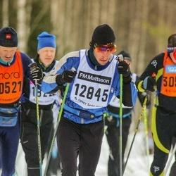 Skiing 90 km - David Källström (12845)