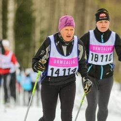Skiing 90 km - Aila Teppola (14114)