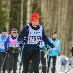 Skiing 90 km - Christer Danielsson (17353)