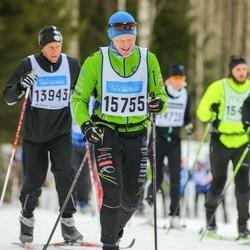 Skiing 90 km - David Johansson (15755)