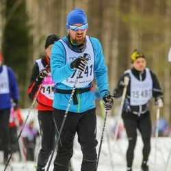 Skiing 90 km - André Heeger Jensen (17241)