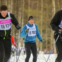 Skiing 90 km - Fredrik Vestlund (13192)