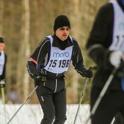 Skiing 90 km - Jari Katila (15198)